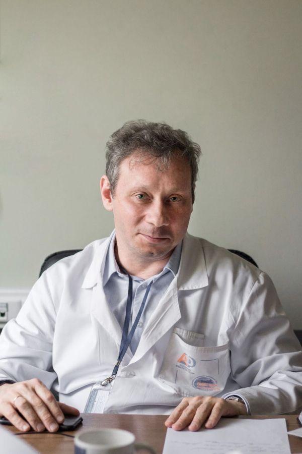 Гиляров Михаил Юрьевич